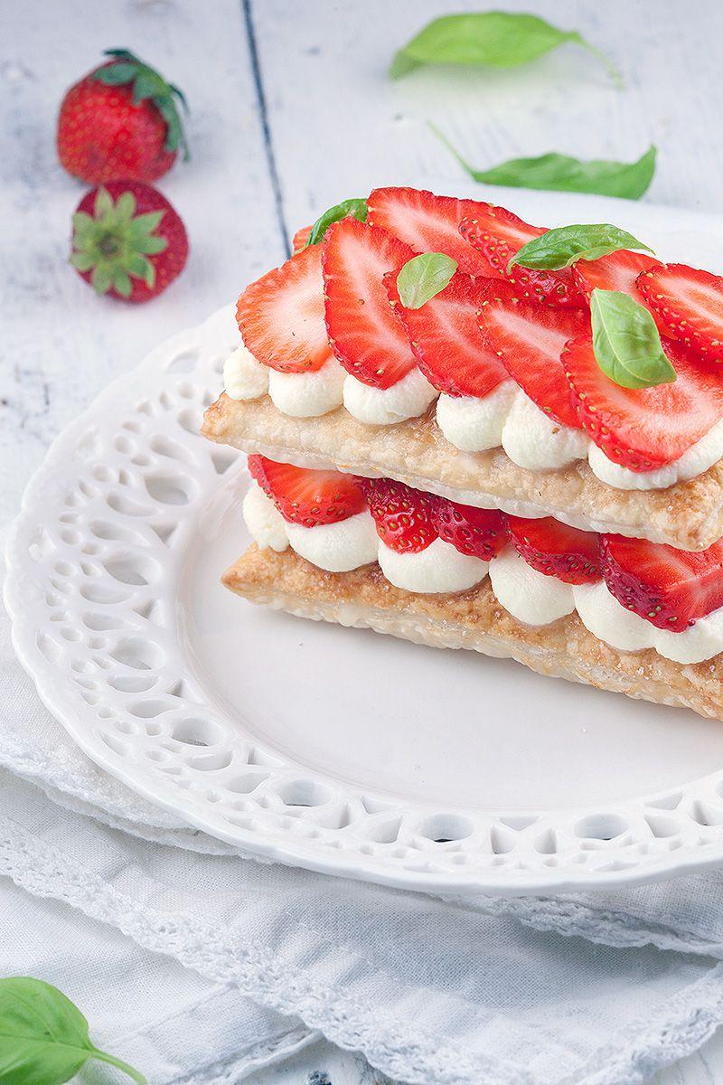 Aardbeien-millefeuille-2