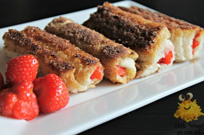 French-Toast-Roll-Up