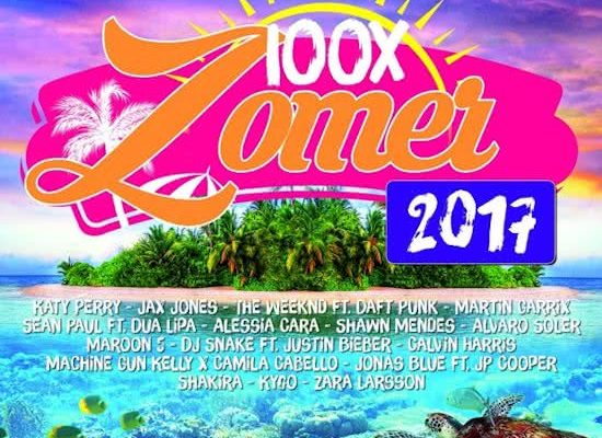 100 x zomer saturday six