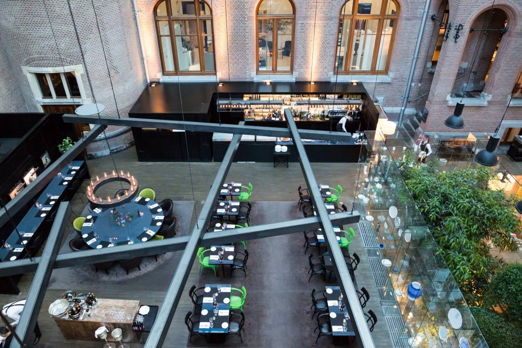 conservatorium hotel - the grand bloggers diner