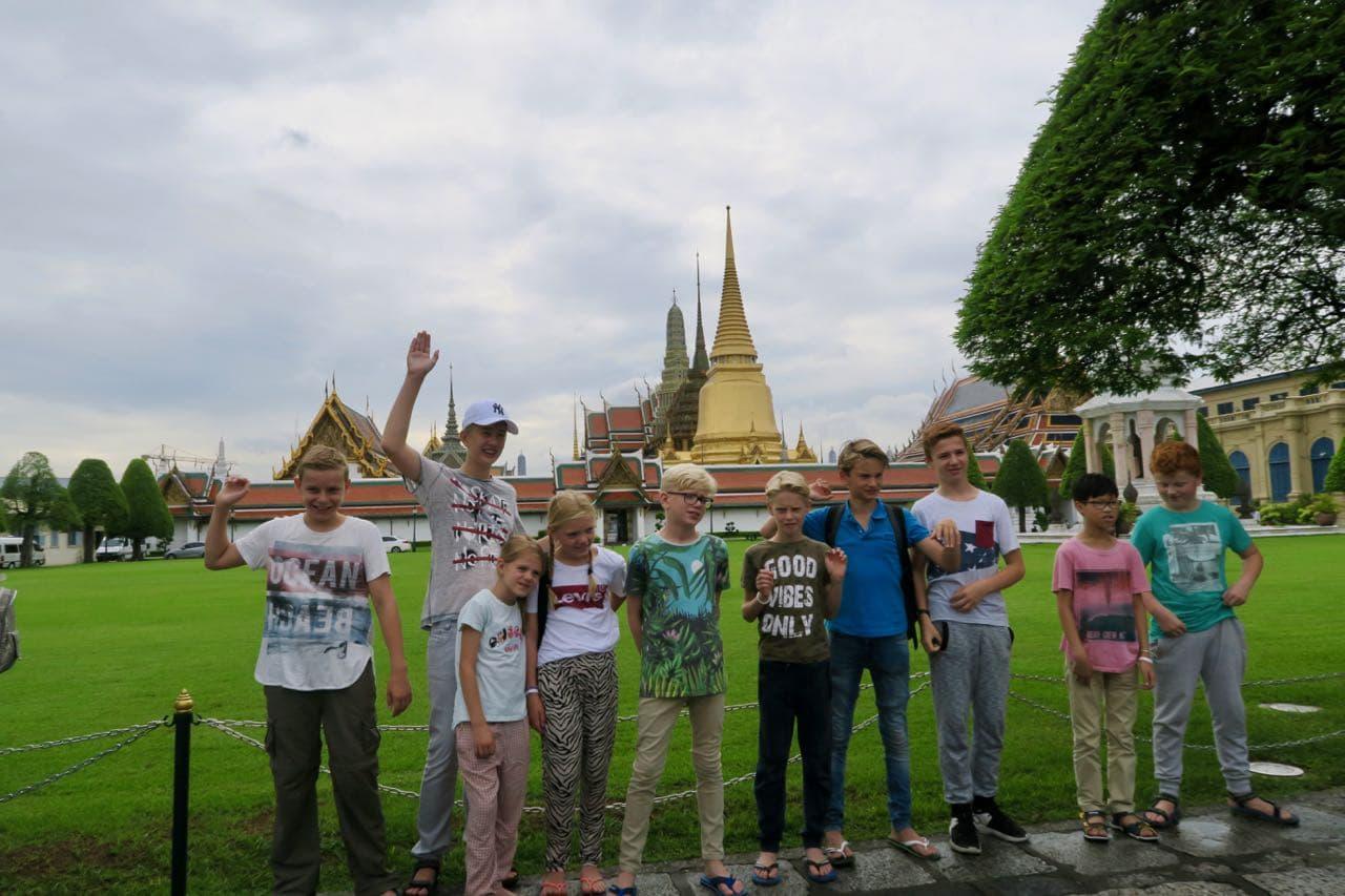 Thailand met Djoser Family