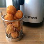 Gezond frituren met de Optimum HealthyFry Airfryer