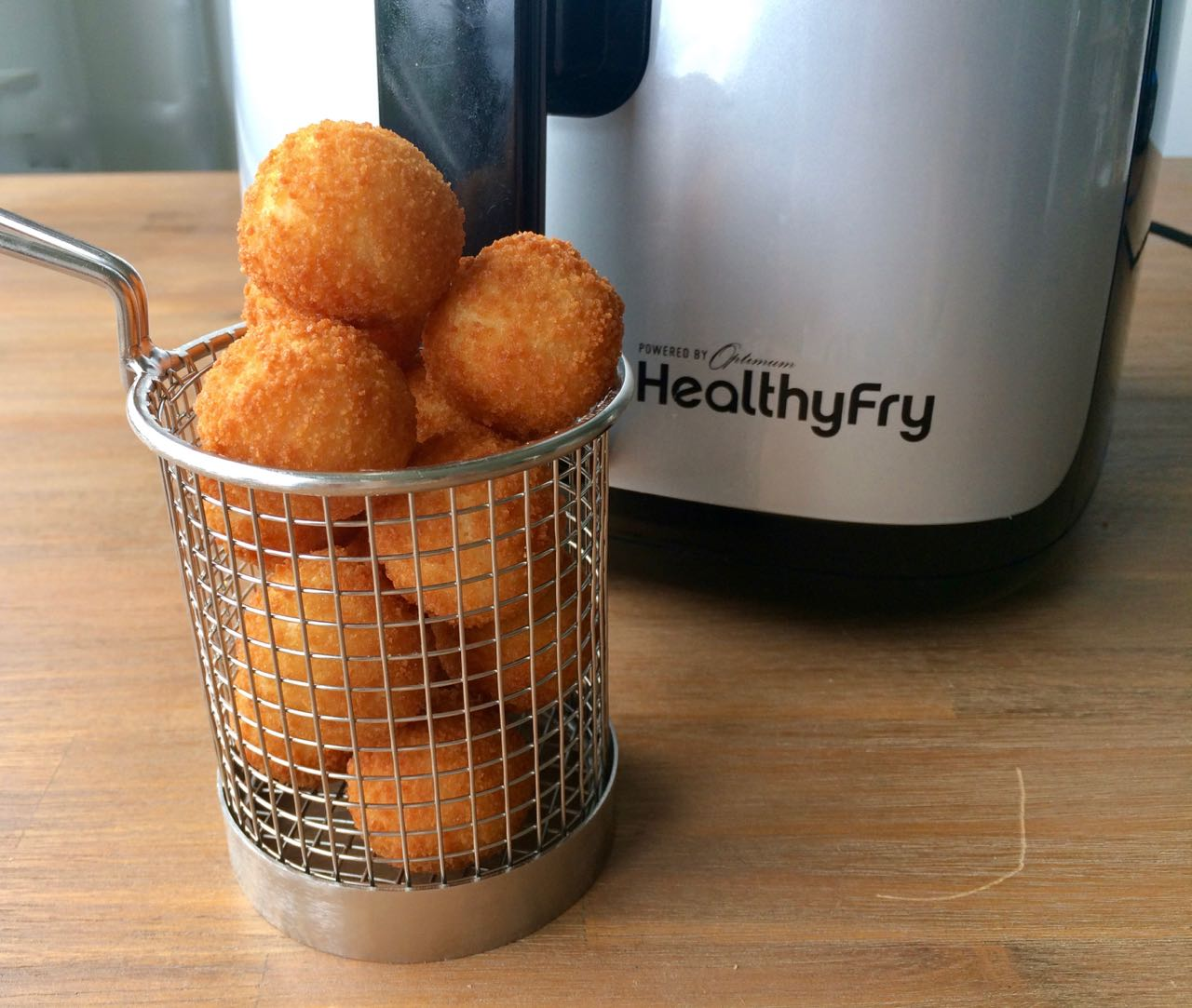Optimum HealthyFry Air Fryer