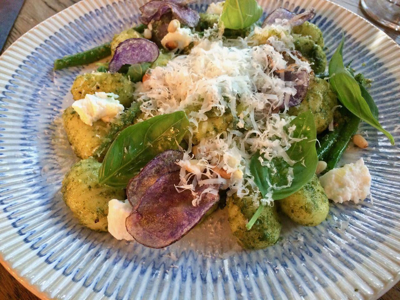 Gnocchi Jamies Italian Den Haag
