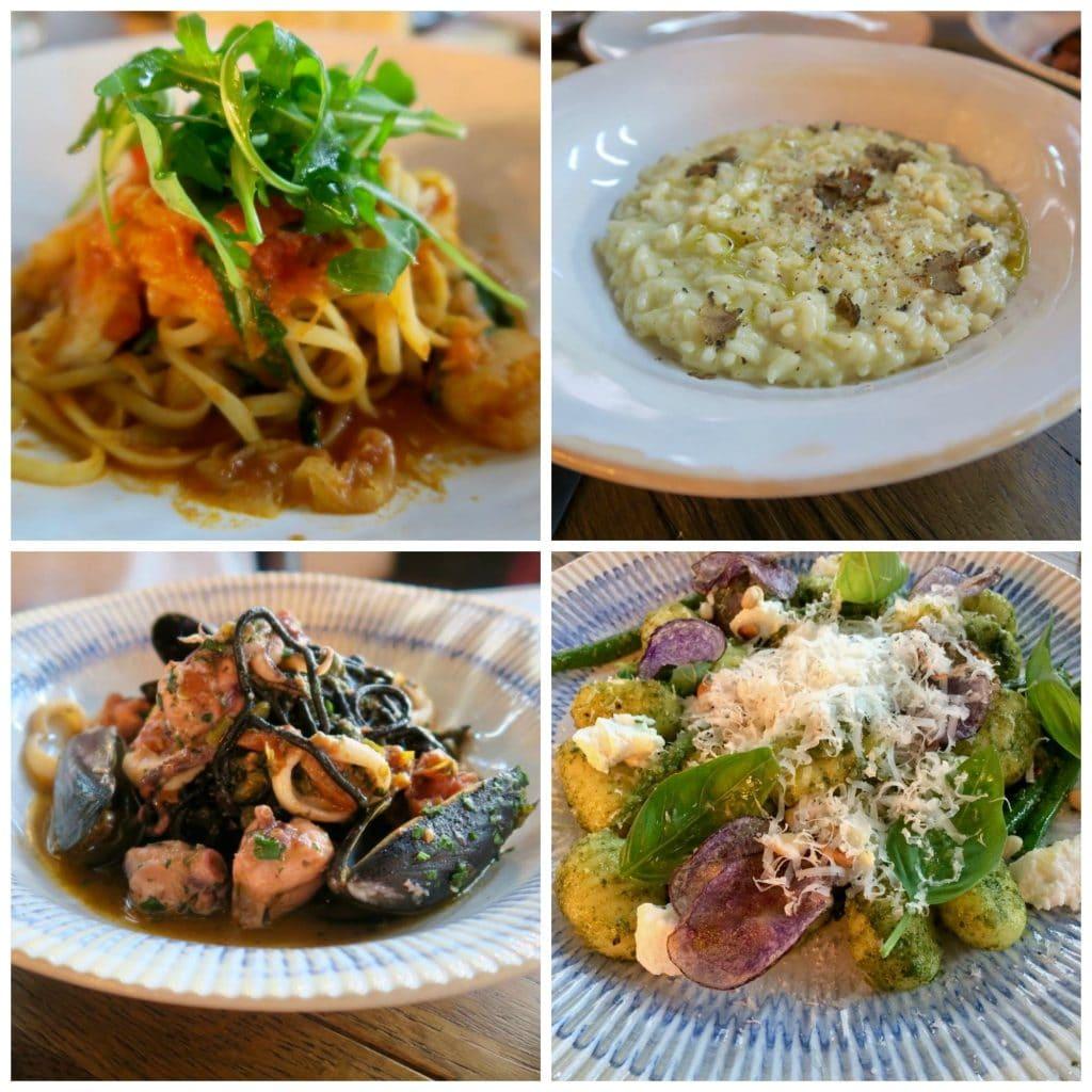 Pasta Jamie's Italian Den Haag