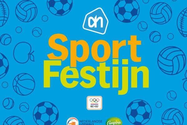 Win kaarten voor het AH sportfestijn!