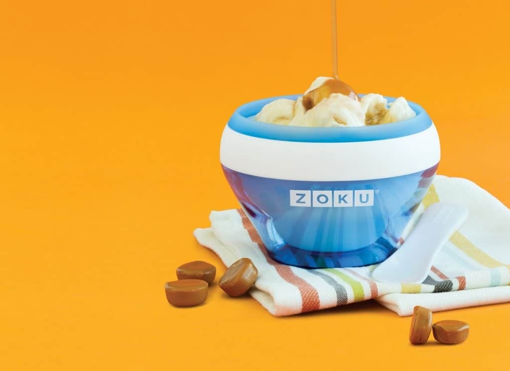 zoku icrecream maker