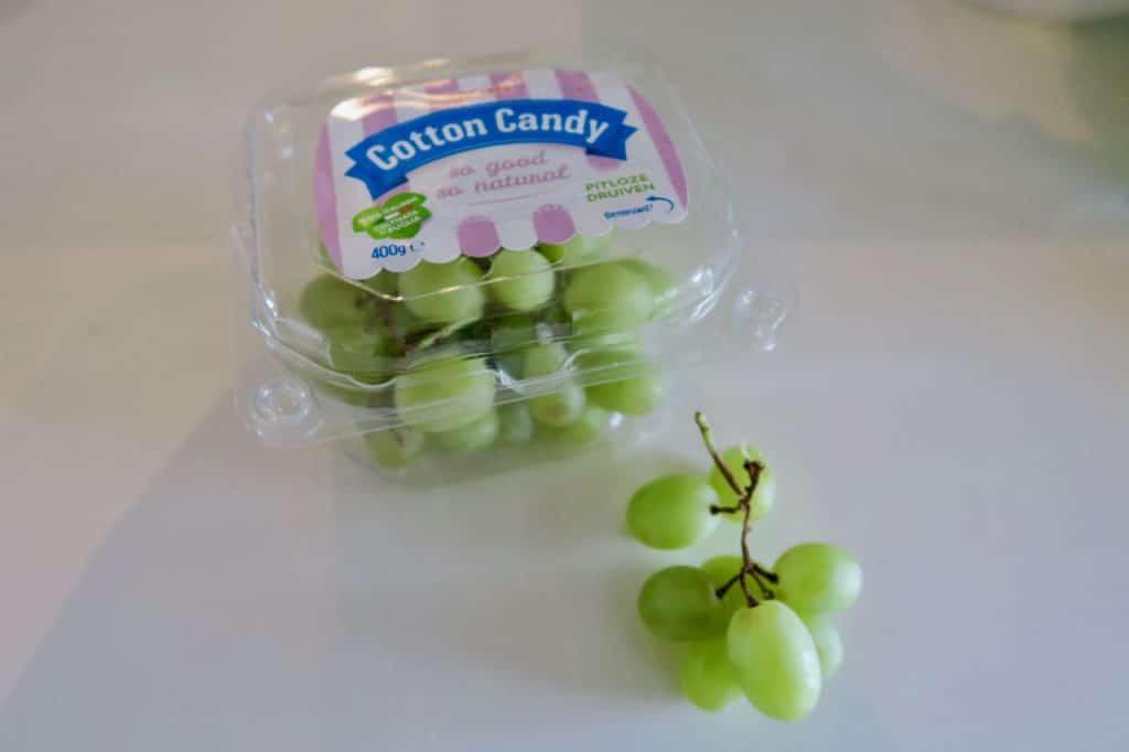 cotton candy druiven