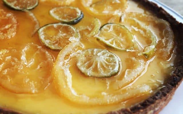 gin-tonic taart