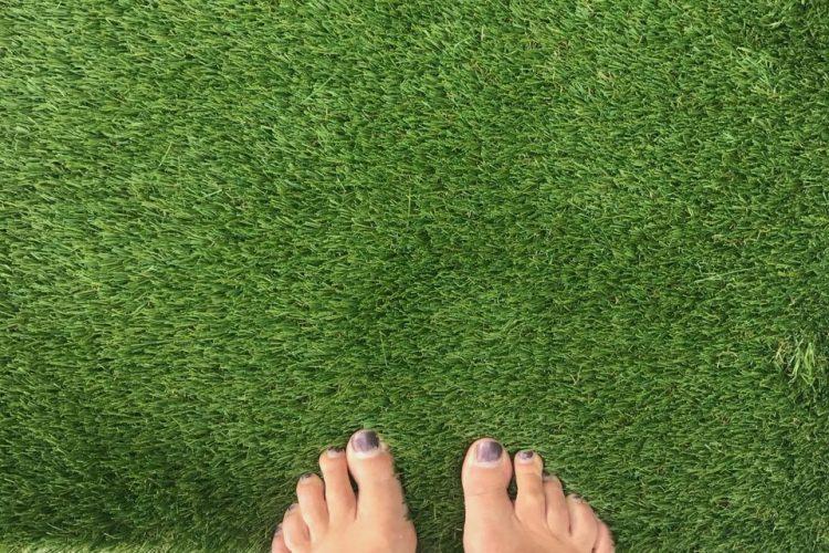 Hole in one! Langdurig plezier van een tapijt van kunstgras