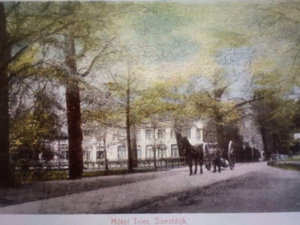 Koninklijke wandeling hotel Trier