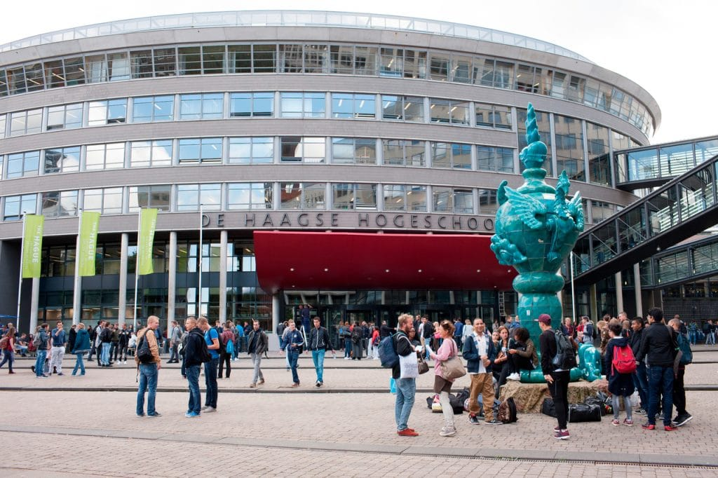 Blij met mijn baan: De Haagse Hogeschool