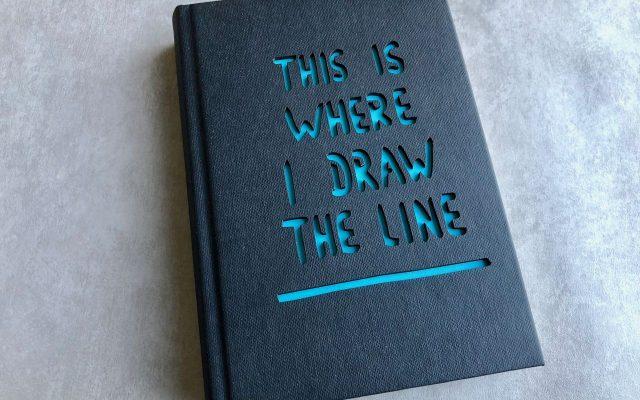liefde voor quotes - notitieboek