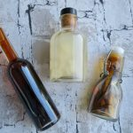 Zelf extract maken van vanille, koffie of amandel