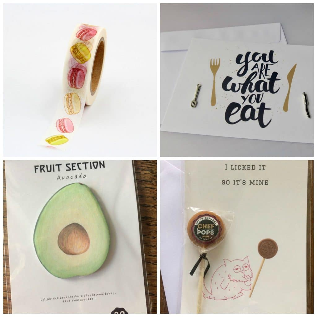 Cadeautips: Stationaryset My happy kitchen webshop