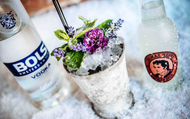 Get the party started met deze winter cocktails!