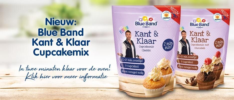 blueband cupcakemix