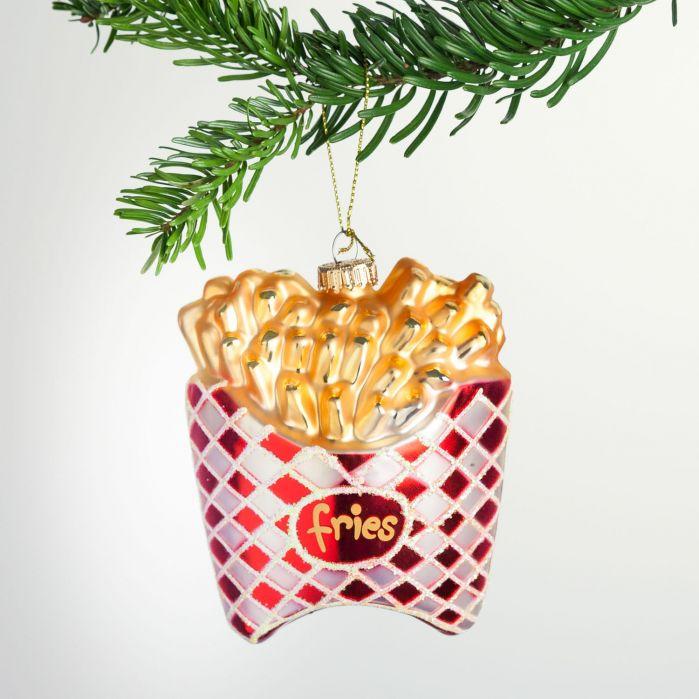 cadeautips voor foodies: kerstbal patat