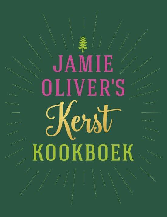 Jamie Oliver's kerstkookboek