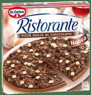 oetker pizza dolce