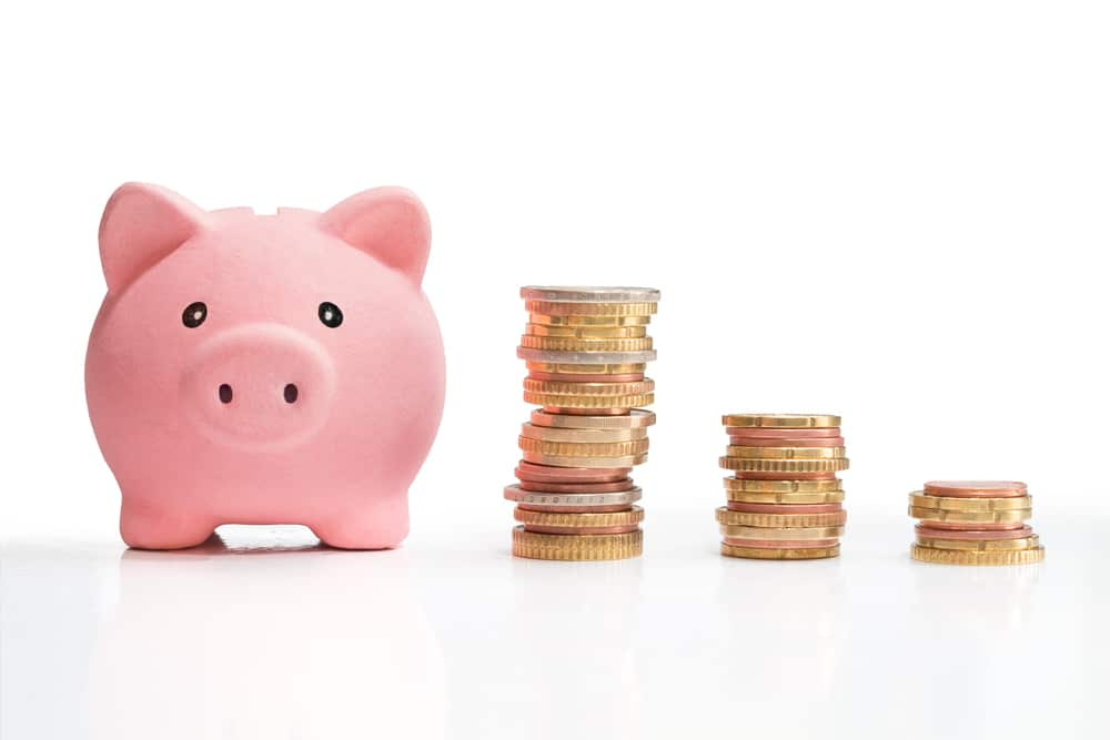 sparen voor de december maand