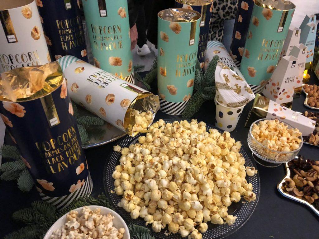 HEMA popcorn