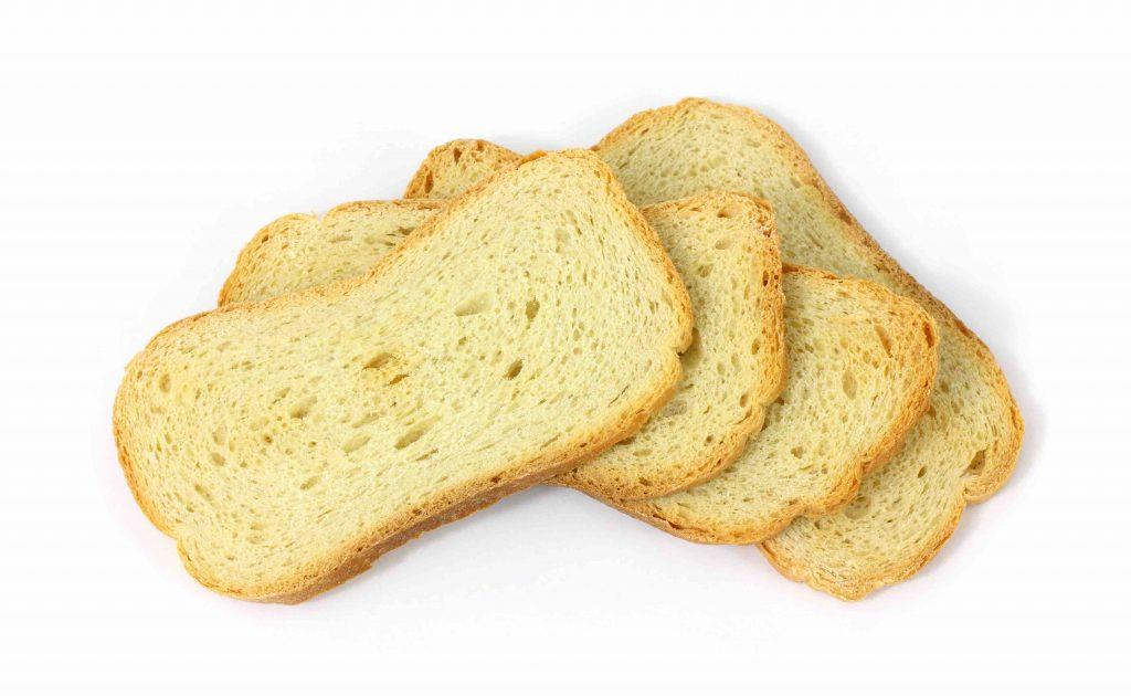 geschiedenis van beroemde gerechten: Melba toast