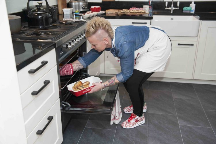 Women in foodbusiness: Homemade Heidy