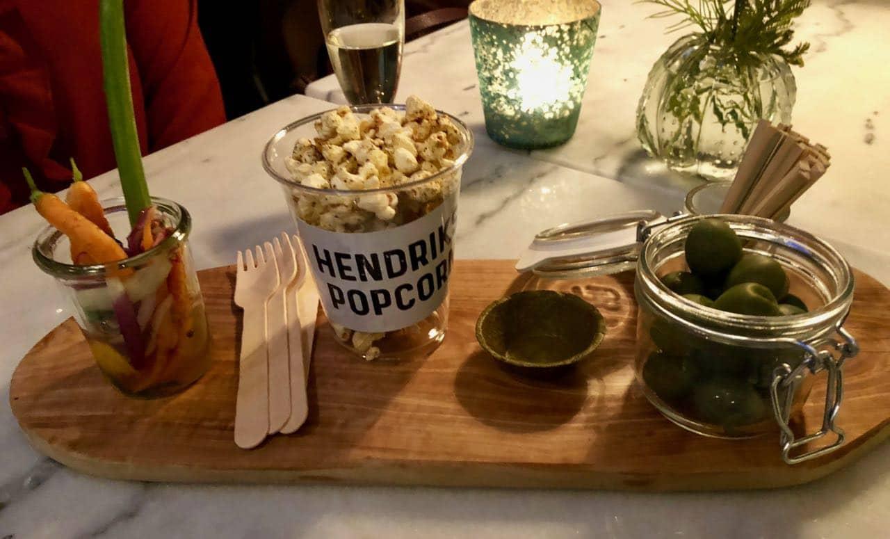 urban restaurant hendriks