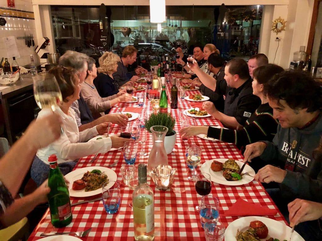 kookworkshop Siciliaanse keuken