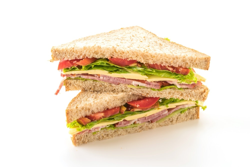 Geschiedenis van beroemde gerechten: sandwich