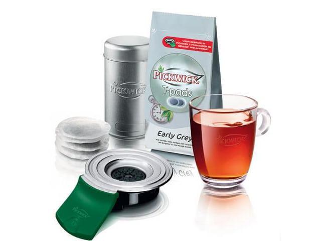 verdwenen merken: senseo thee