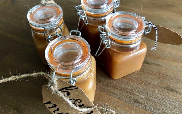 zelf gezouten karamelsaus maken