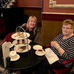 High tea in hotel Des Indes Den Haag