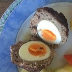 Scotch eggs - British & Drenthe style!