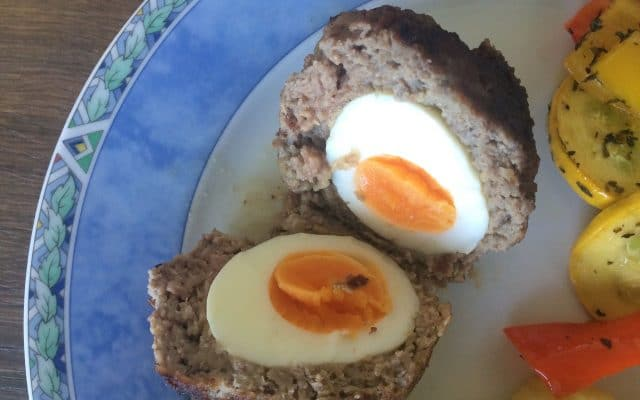 Scotch eggs – British & Drenthe style!
