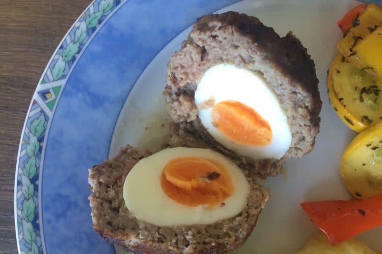 Scotch eggs – British & Drenthe style!