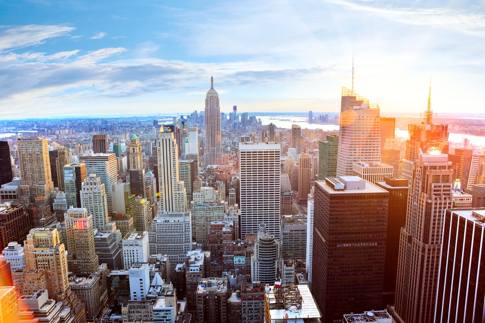 New York - over the top wishlist