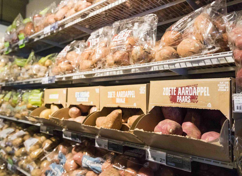 nieuwe aardappelschap AH