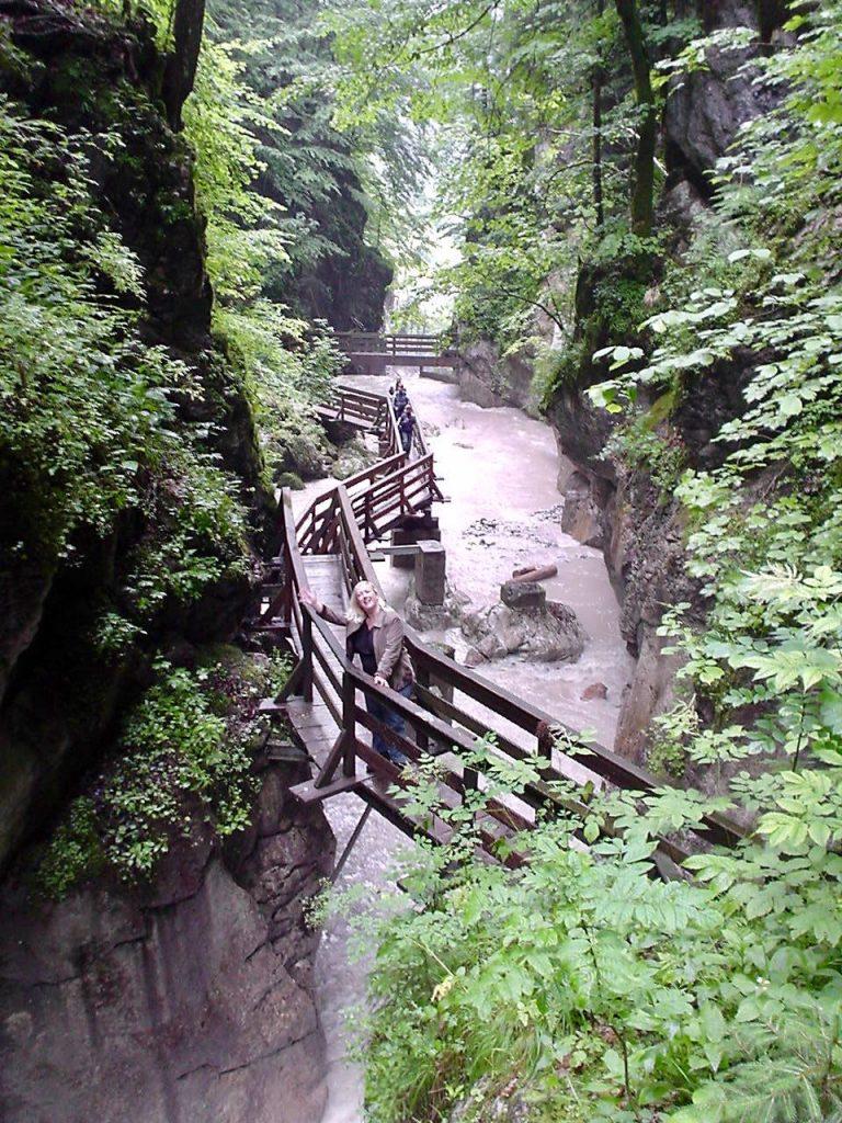 Must sees in Salzburgerland: klammen