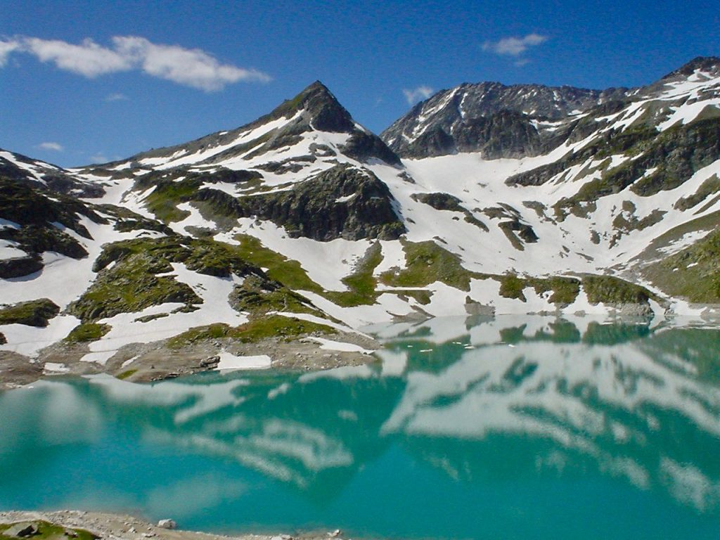 must sees in Salzburgerland: weissee