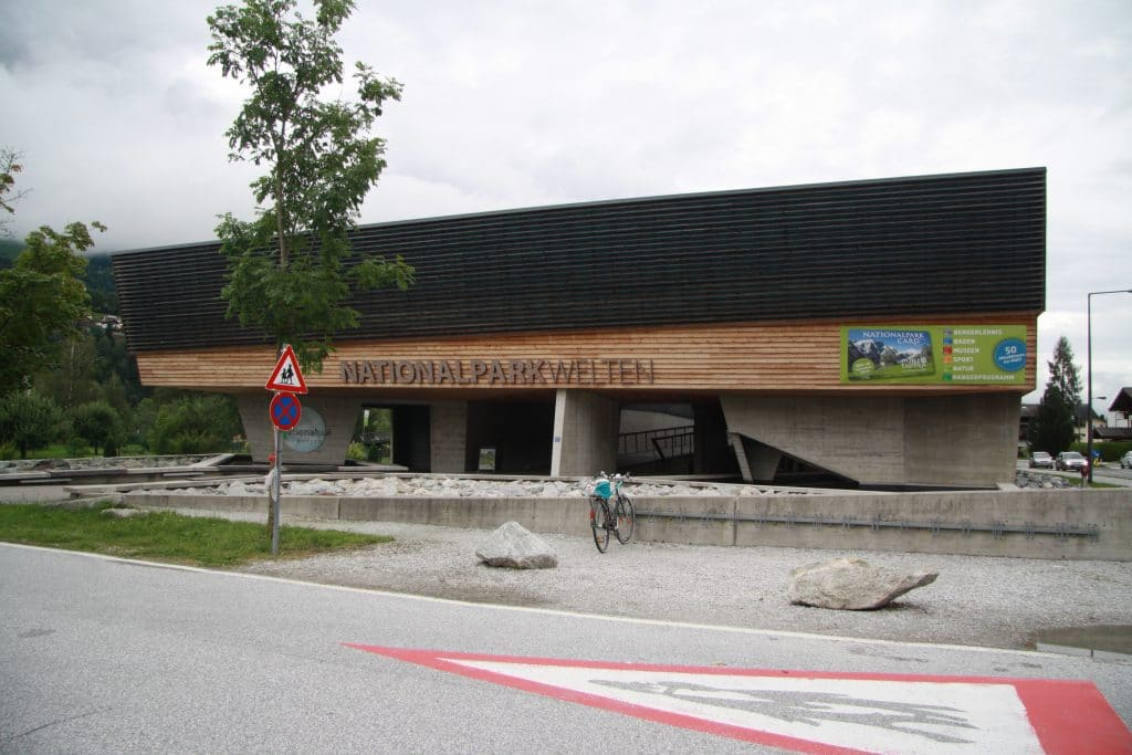 Must sees in Salzburgerland: nazionalparkcentrum