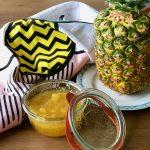 Zelf ananasjam maken
