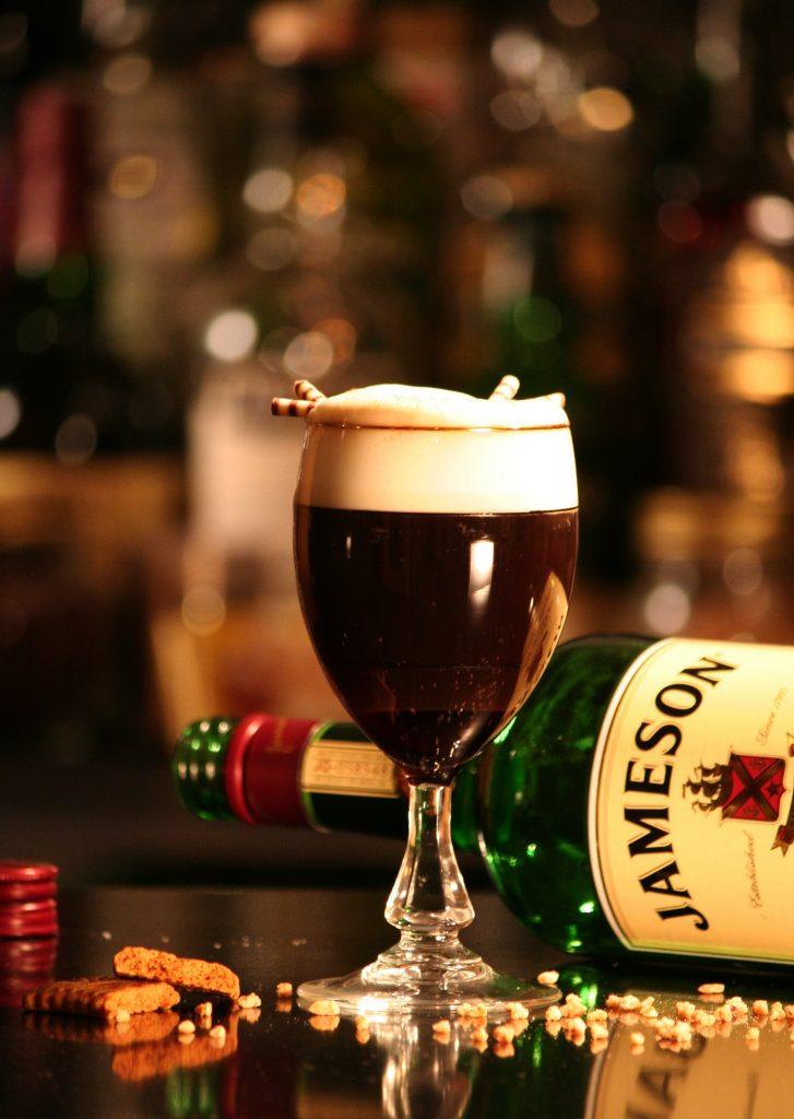 Geschiedenis van beroemde gerechten: Irish coffee