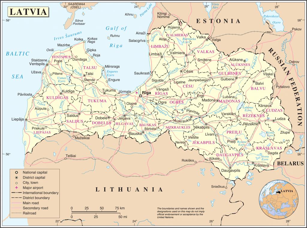 Proef Letland