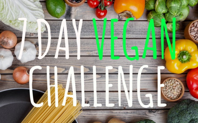 My happy kids: Youtube vegan challenge