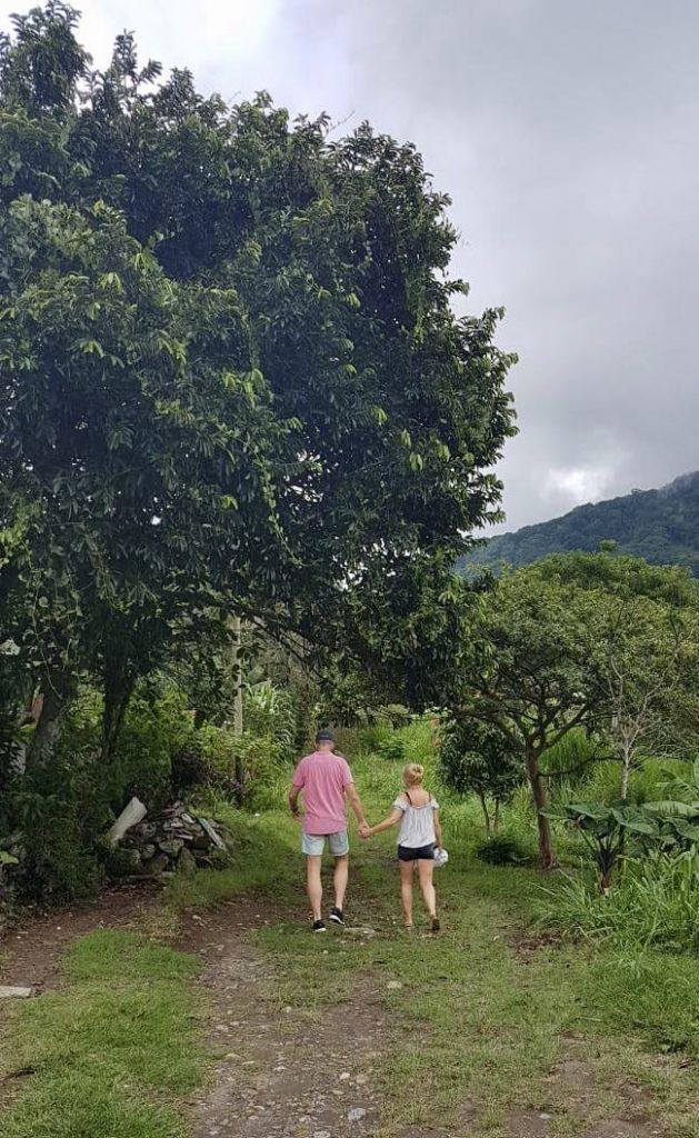 Reis door Panama