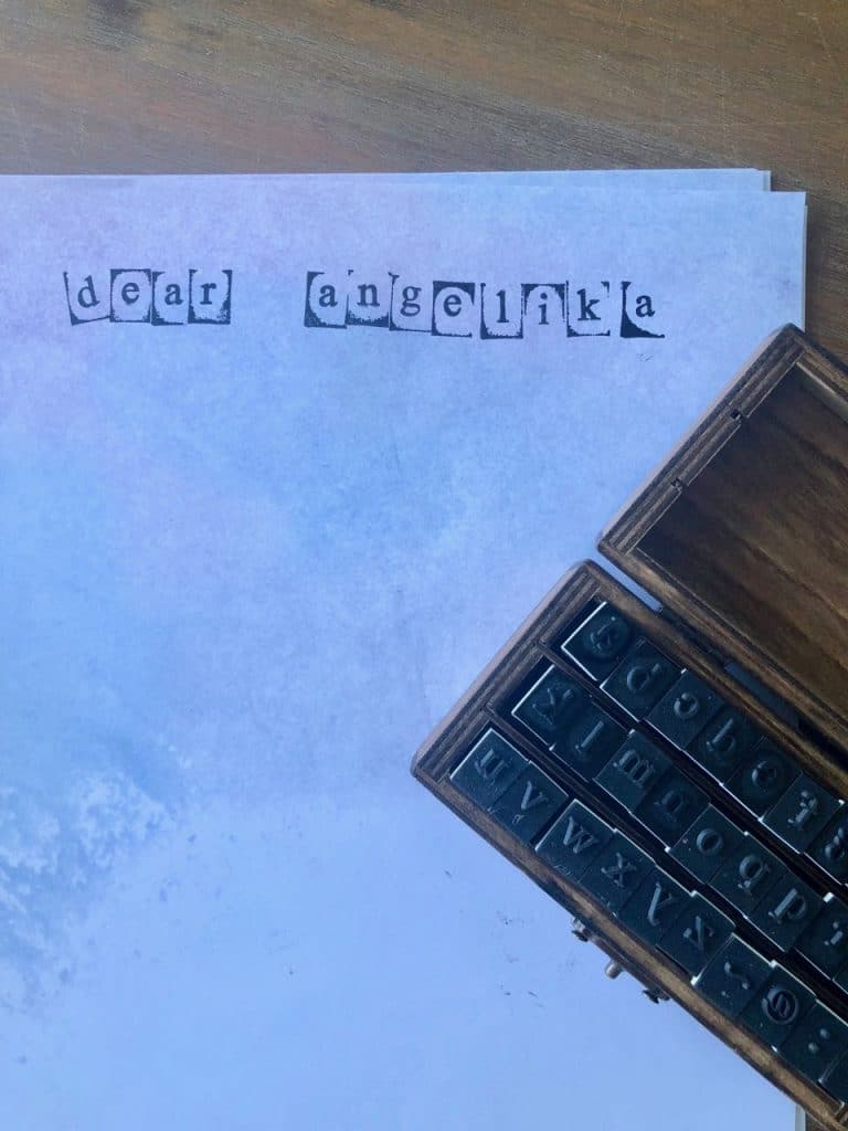 world letter writing day