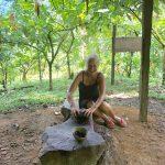 Reis door panama deel 4 – bezoek aan een ecologische cacaofarm