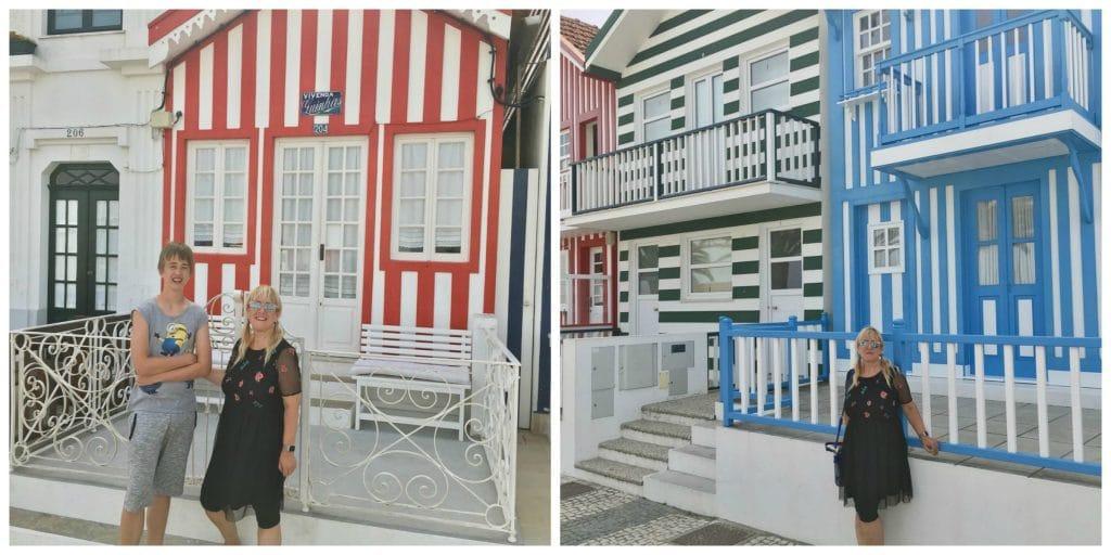 Rondreis door Spanje en Portugal: Costa Nova